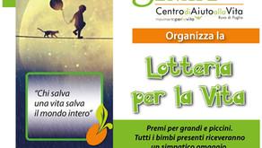 """""""Lotteria per la vita"""