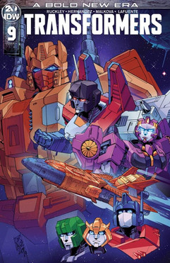 Transformers issue#9