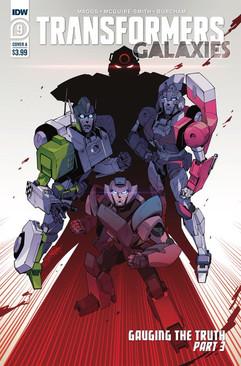 Transformers Galaxies #9
