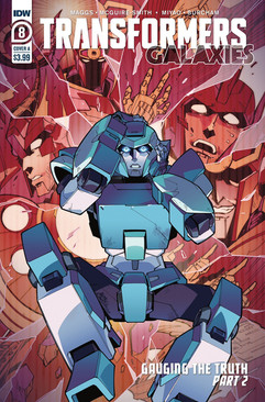 Transformers Galaxies #8