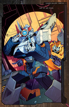 Transformers issue#4
