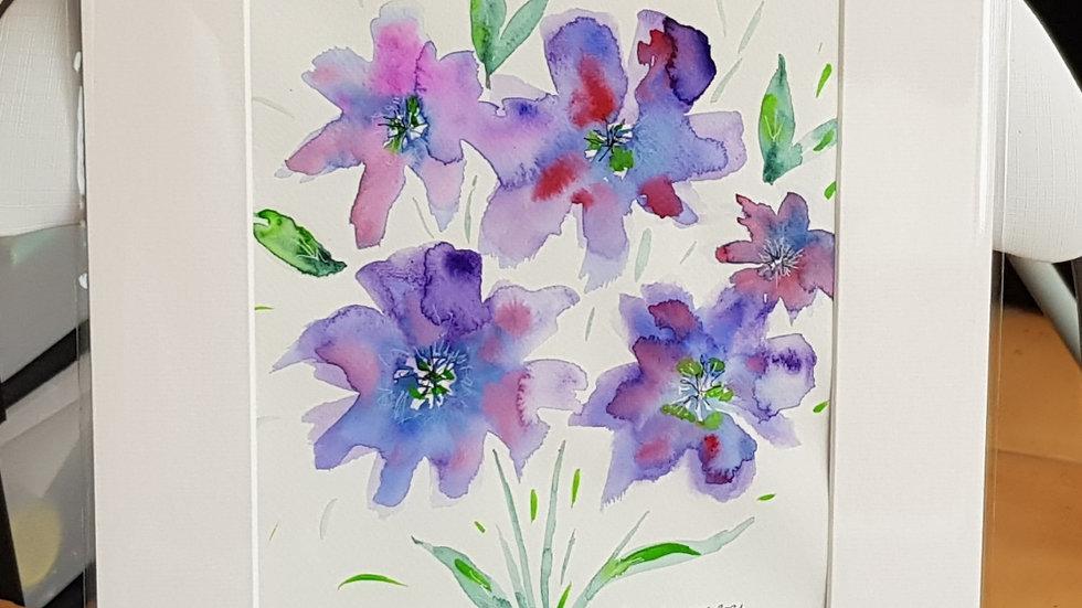 Loose floral 7