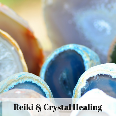 Reiki Training NI, Bangor in association with Rocks n Rituals