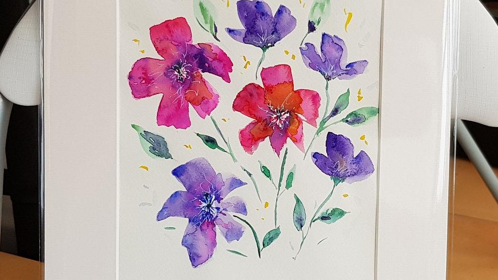 Loose floral 4