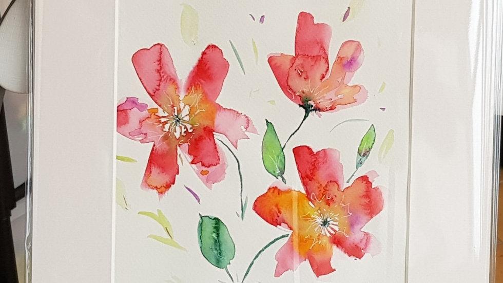 Loose floral2