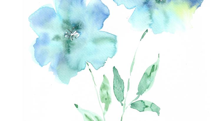 Loose floral 11
