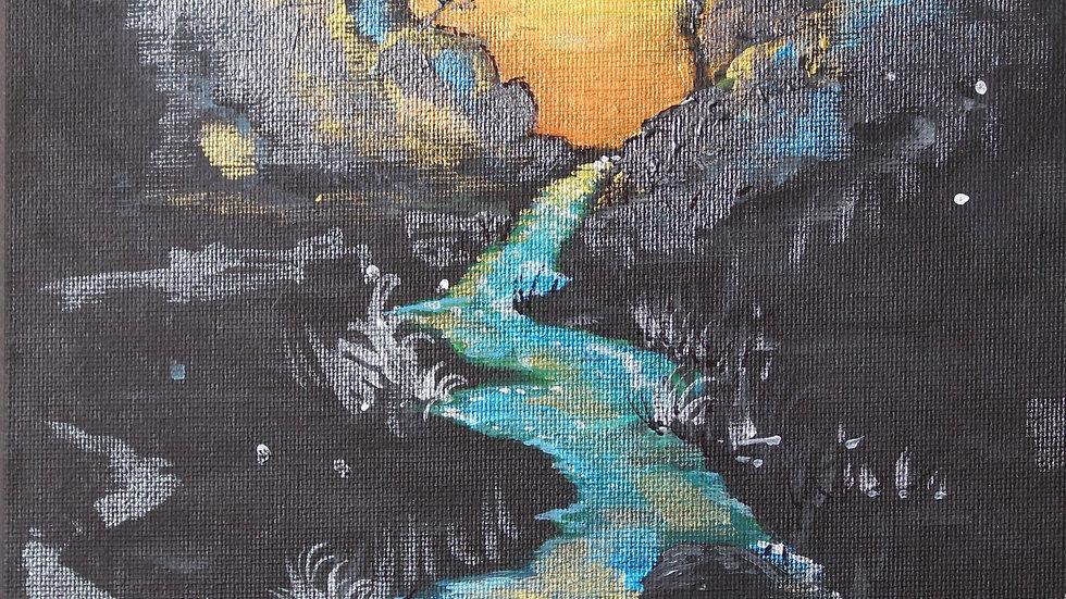 Magic River Moon Shine
