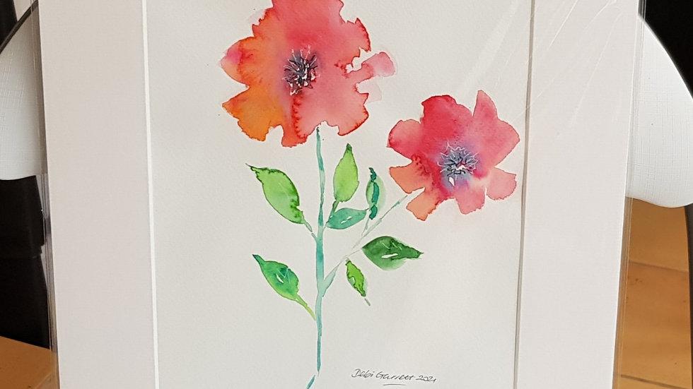 Loose floral 10