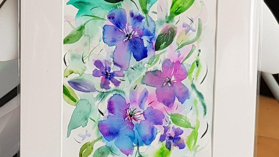 Loose floral 5