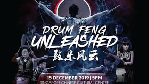 "DRUM FENG presents DRUM FENG : ""Unleashed""!"