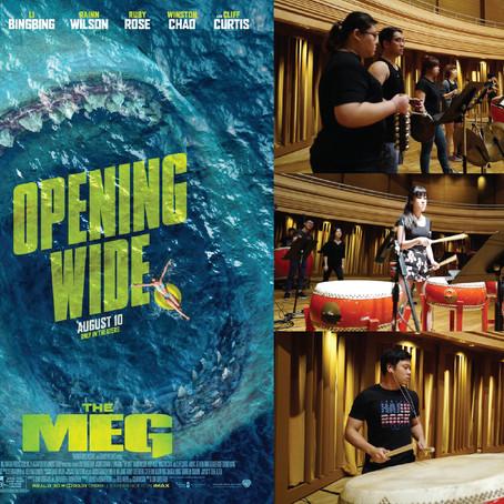 The Meg 2018 Movie Soundtrack