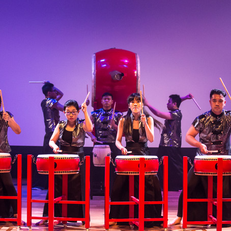 A Soaring New Year! Performance by Drum Feng