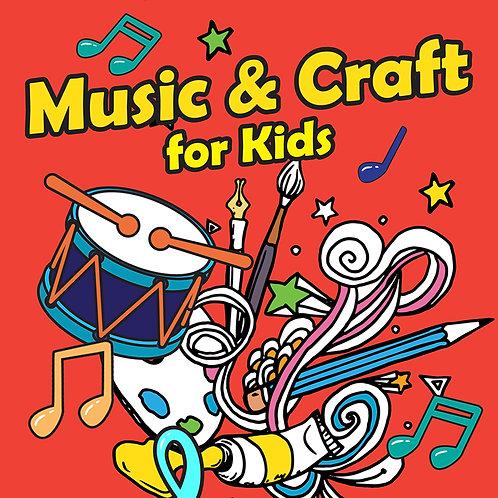 Music & Craft for Kids - September 2020
