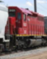 locomotive engine
