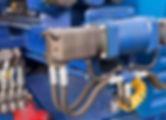 hydraulic system & controls