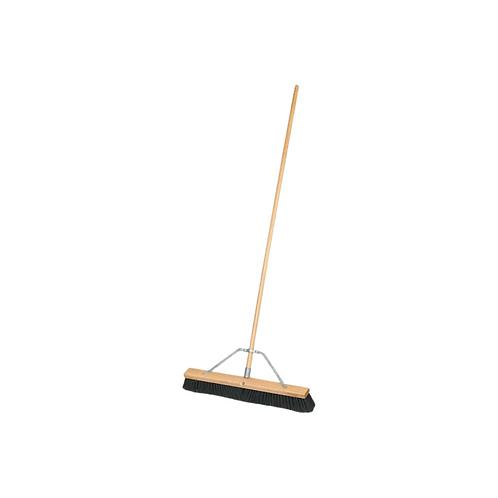 Broom and Big Dust Pan