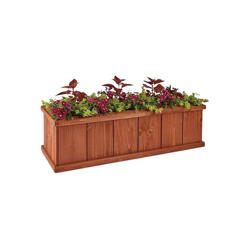 Redwood Planter Box (4' x 2' x 2')