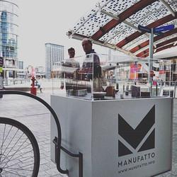 veniteci a trovare #portanuovasmartcommunity  #manufattodesign  #manufatto #manufattobiketour