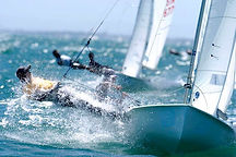 Water Sports - dingy sailing - drowning risk compared to wild swimming