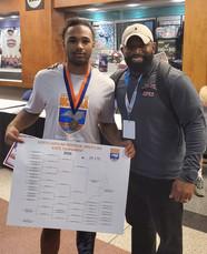 Josh Nichols, State Champ