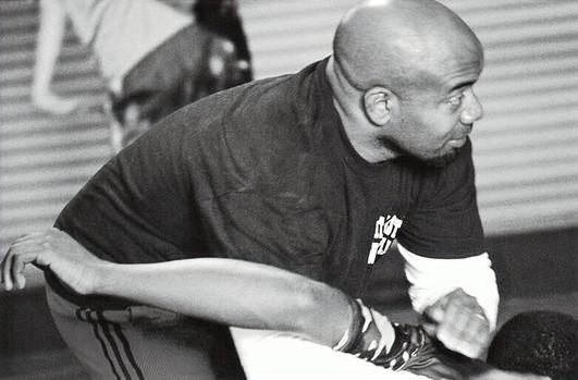 Ronny Huitt, Founder of Mat Masters  Wrestling