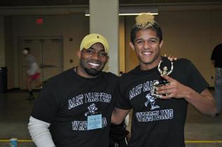 Collin Munson, NC AAU State Champ and High School State Champ