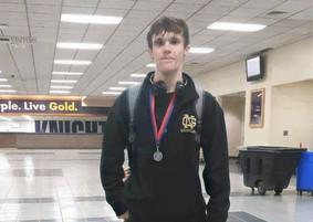 State Qualifier Beau Carpenter