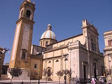 San Giuliano Church - Caltagirone
