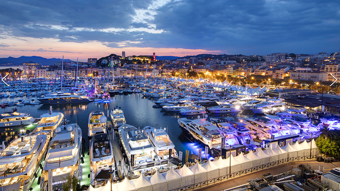 CANNES YACHTING FESTIVAL 10-15 Septembre 2019