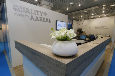 Quality made in Aareal - MIPIM Cannes 2018