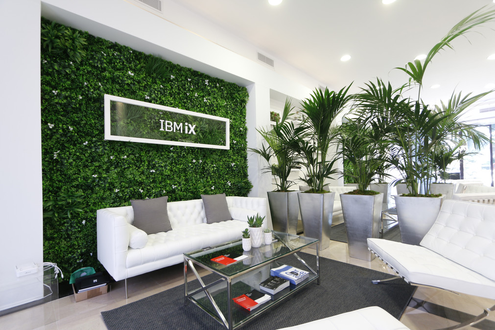 Wall IBMX - Cannes Lions 2019