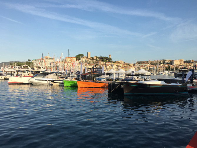 CANNES YACHTING FESTIVAL 11-15 Septembre 2018 (Cannes)