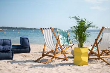 Sea, Areca and Sun - Cannes Party Beach 2018