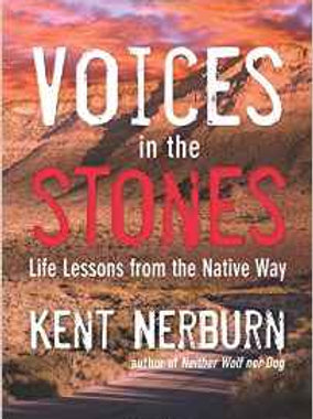 Voices in the Stones: Life Lessons from the Native Way Paperback –kent Nerburn