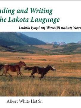 Reading and Writing Lakota Language CD