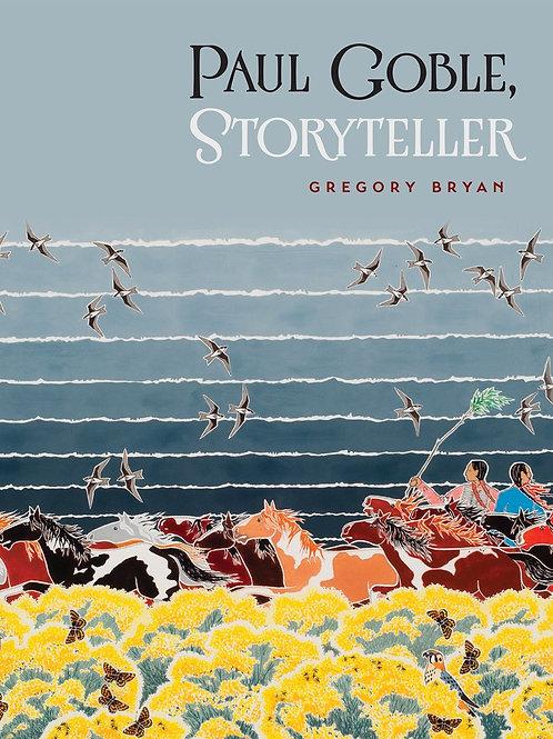 Paul Goble, Storyteller Life, art, and story