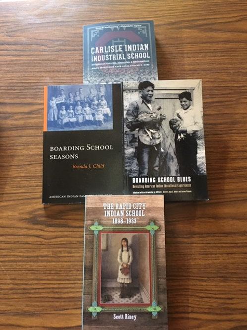 Boarding School Book Collection