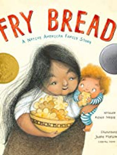 Fry Bread: A Native American Family Story Hardcover – Picture Book,