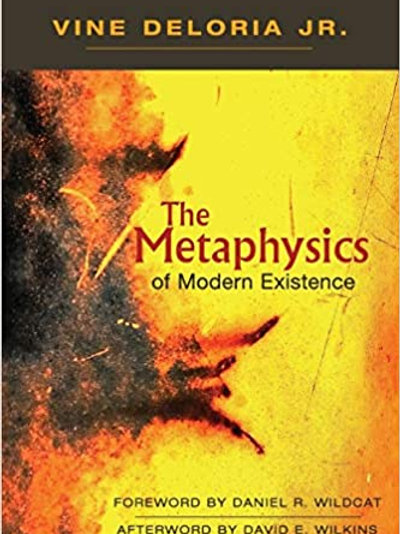 The Metaphysics of Modern Existence.