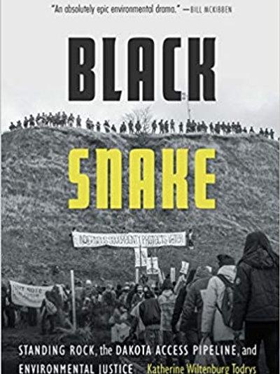 Black Snake: Standing Rock, the Dakota Access Pipeline, and Environmental Justic