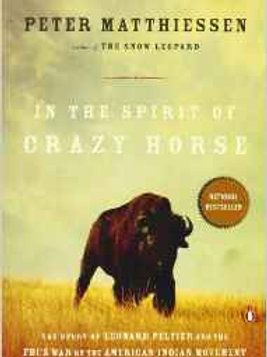 In the Spirit of Crazy Horse Paperback – Unabridged, March 1, 1992 by Peter Mat