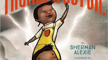 New children's book by Sherman Alexie