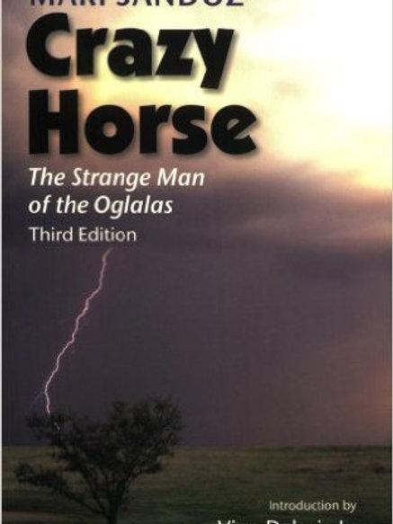 Crazy Horse, Strange Man of the Oglala's