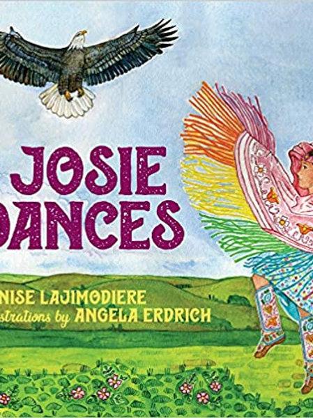 JOSIE DANCES BY DENISE LAJIMODIERE
