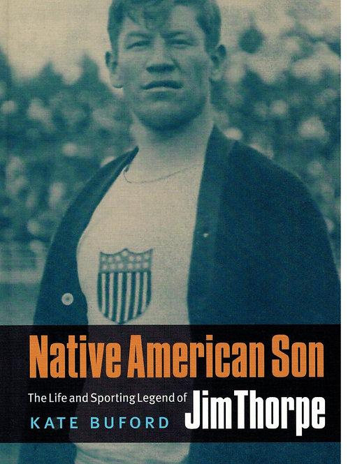 Native American Son, Jim Thorpe