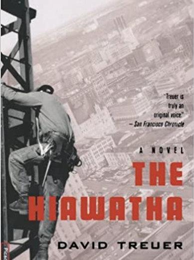 The Hiawatha Paperback – by David Treuer