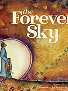 The Forever Sky Hardcover – by Thomas Peacock (Autho