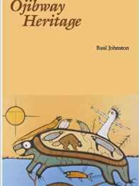Ojibway Heritage Paperback – March 1, 1990 by Basil Johnston (Author)