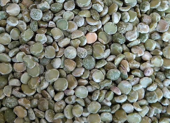 Split green peas (UK grown)