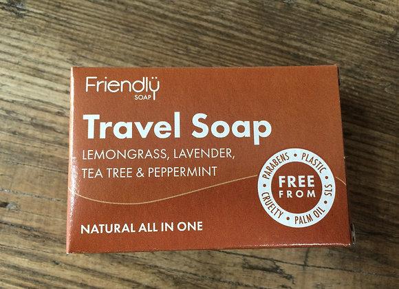 Friendly Soap travel soap